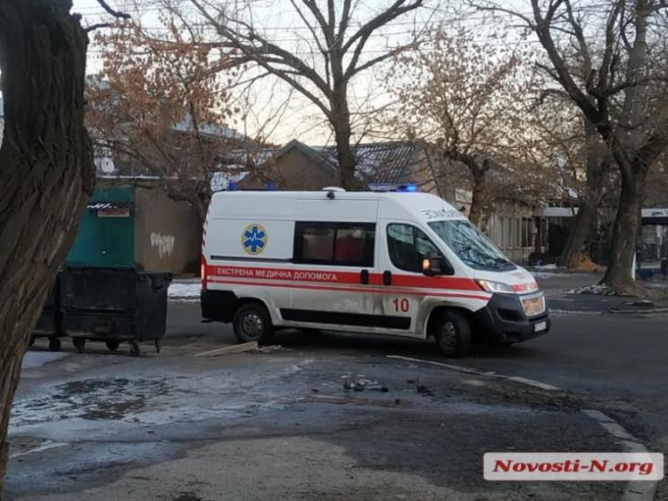 В центре Николаева уличный собака вырвал…