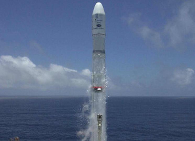 Изготовленные в Днепре ракеты-носители б…