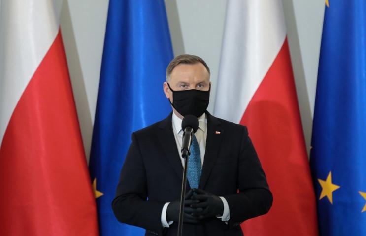 Мысли с украинским народом: Президент По…