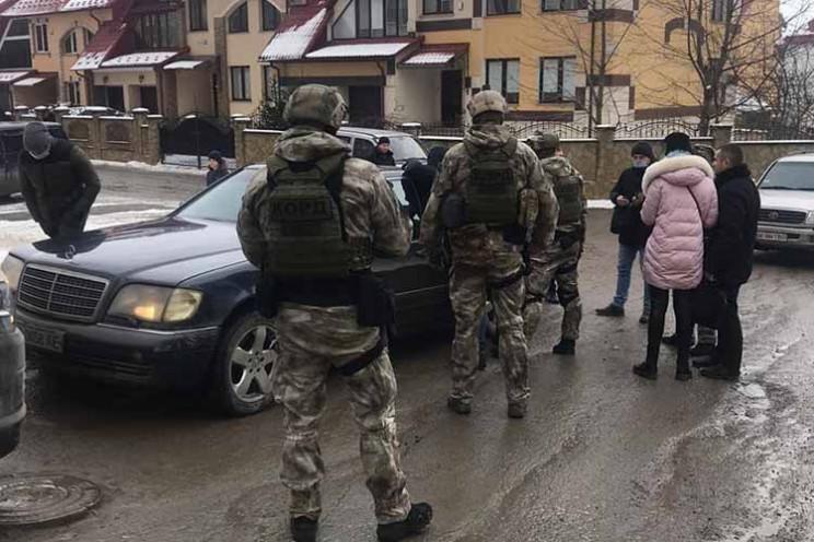 Тернопільські правоохоронці затримали по…