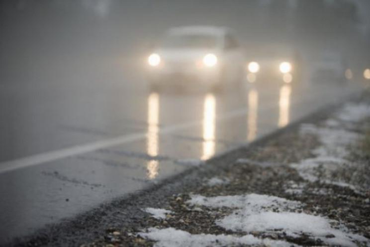 Запорожских водителей предупреждают о ту…