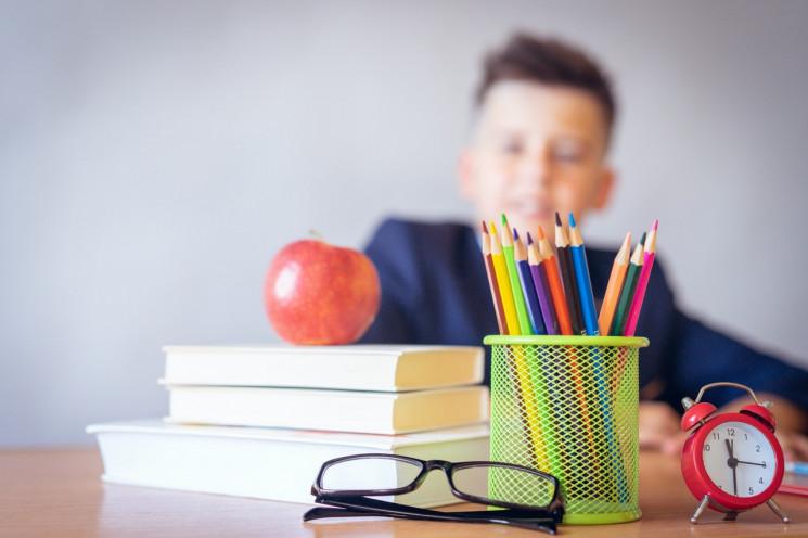 Как запорожские школьники будут учиться…