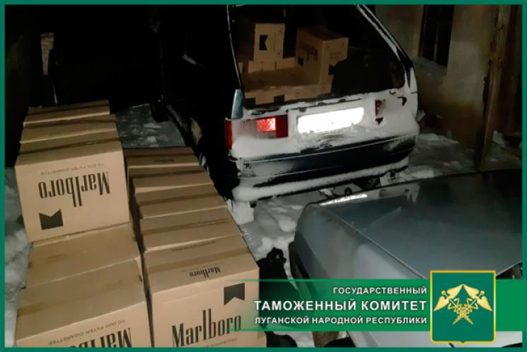 """В """"ЛНР"""" заявили, что нашли 55,5 тыс паче…"""