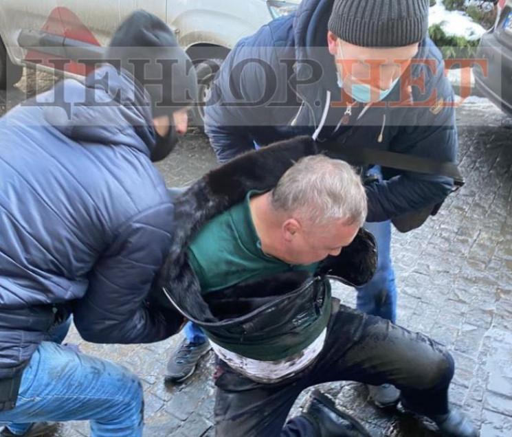 В СБУ підтвердили затримання свого співр…