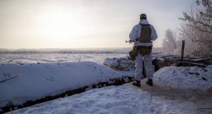 Війна на Донбасі: Окупанти дев'ять разів…