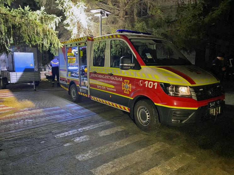 У Запоріжжі аварія знеструмила будинок д…