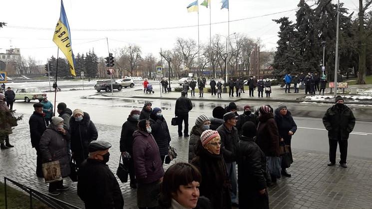На Дніпропетровщині під час тарифного пр…