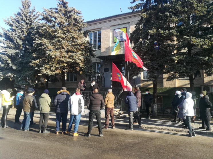 """Джигурда з ФСБ на """"тарифному майдані"""" в…"""