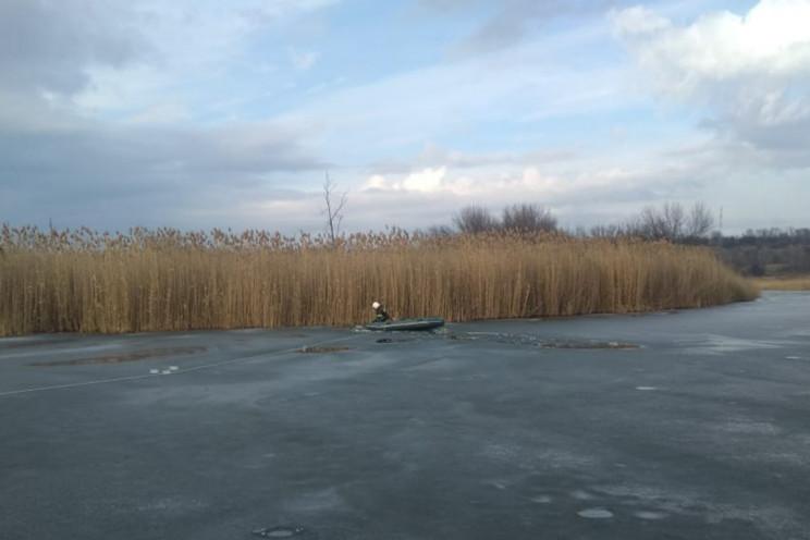 На Дніпропетровщині рибалка потонув, про…