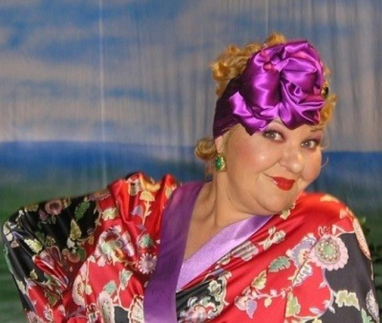 Одесса прощается с легендарной тетей Сим…