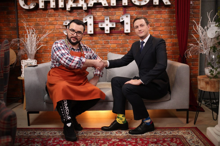 Святослав Гринчук, Руслан Сеничкин, Неля…