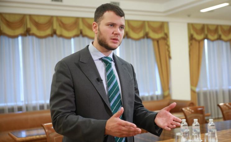 Міністр інфраструктури відреагував на пр…