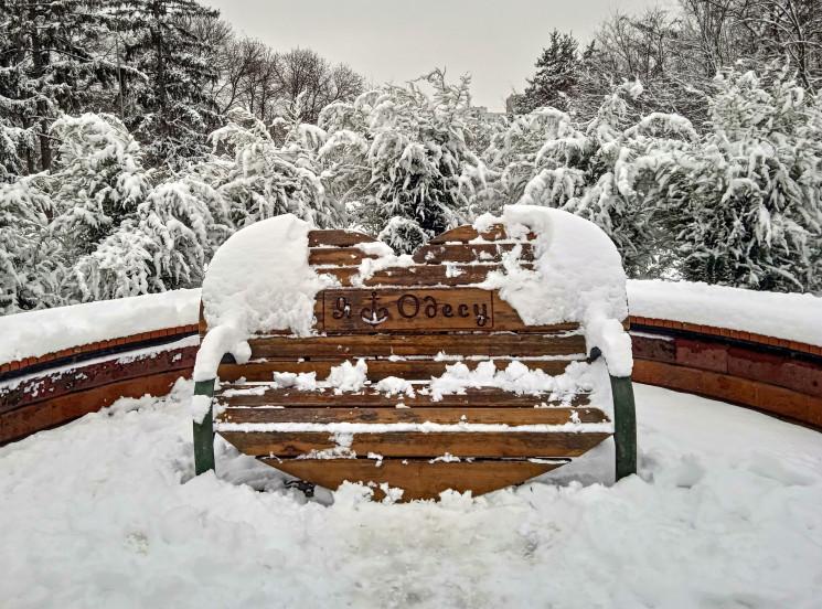 Погода в Одесі: Снігові замети триватиму…