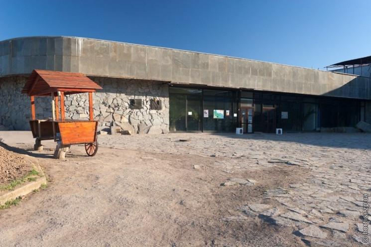 У Запоріжжі хочуть відновити Музей козац…