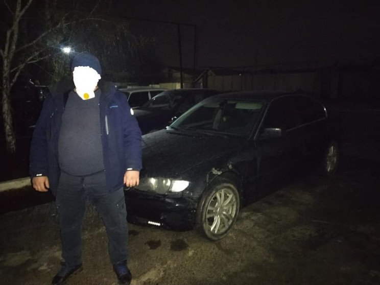 """На Луганщині водій """"євробляхи"""" збив жінк…"""