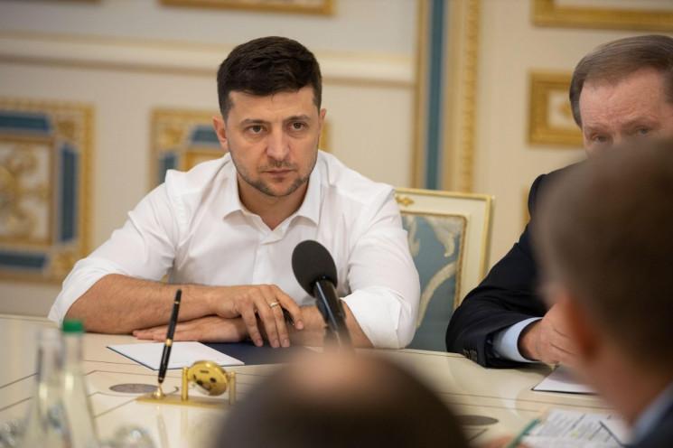 Зеленский ввел в действие решение СНБО о…