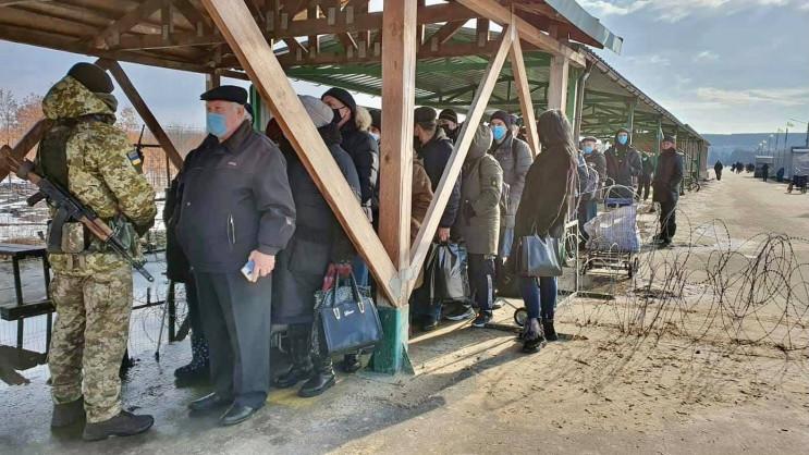 На Луганщині кількість охочих перетнути…