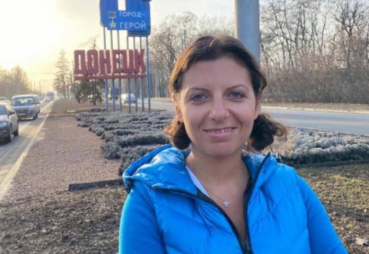 Російська пропагандистка Маргарита Симон…