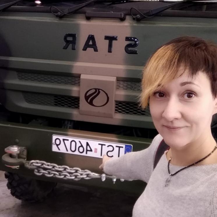 Харьковская журналистка претендует на до…