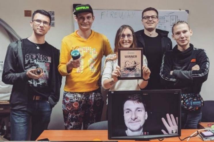 Проект молодых инженеров Днепра победил…