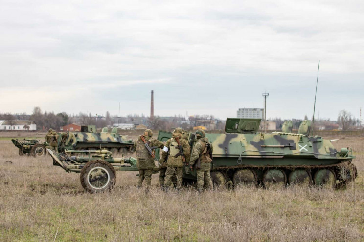 """Збройні формування """"ПМР"""" активізували пі…"""