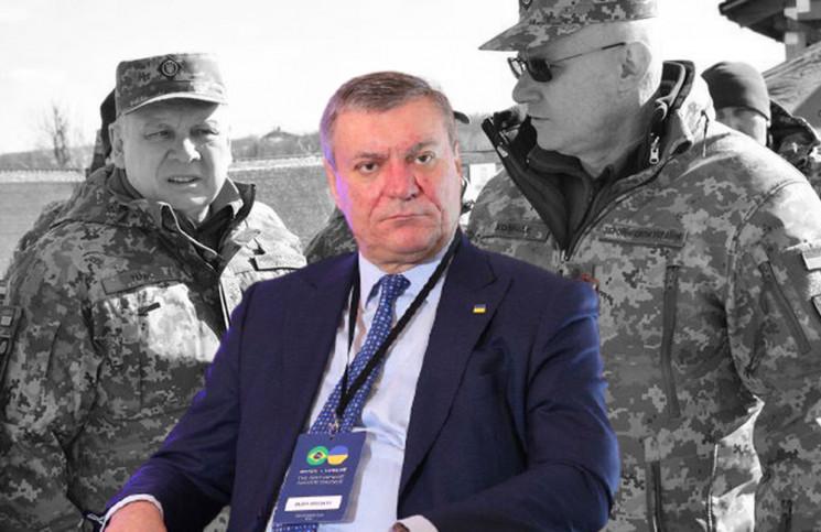 Війна між військовими відомствами: Хто м…