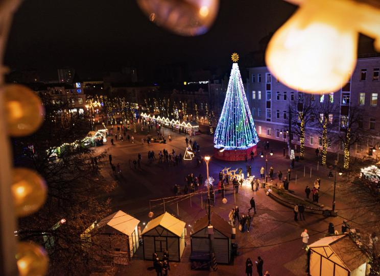 Знову Різдво: У Хмельницькому експонують…