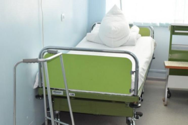 Розподіл хворих у медзакладах Хмельниччи…