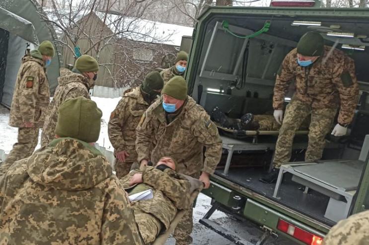 Вихідні в ООС: Російські бойовики вбили…