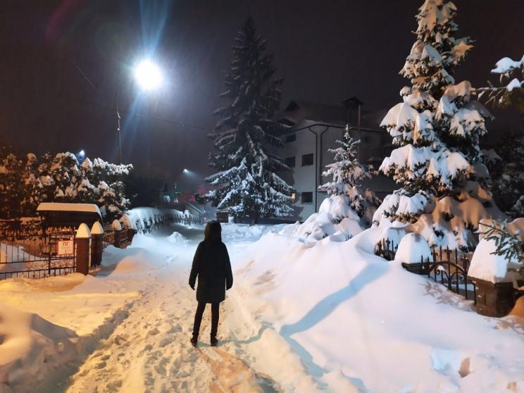Трускавець рекордно засипало снігом (ФОТ…
