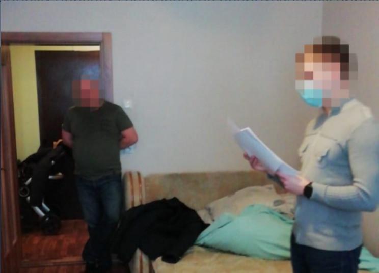 """У Києві затримали """"ексзаступника міністр…"""