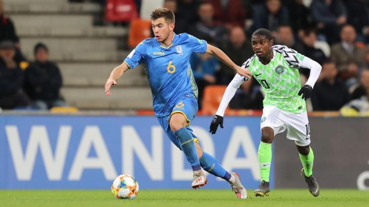 Україна зіграла внічию з Нігерією в закл…