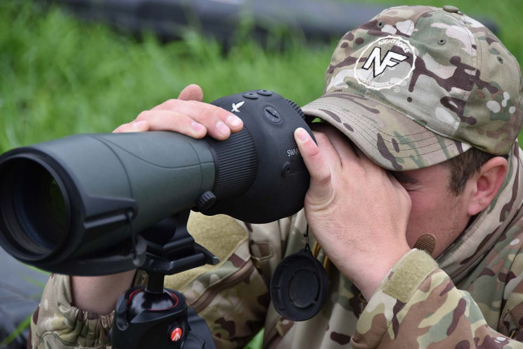 Хмельницкие снайперы-спецназовцы готовят…