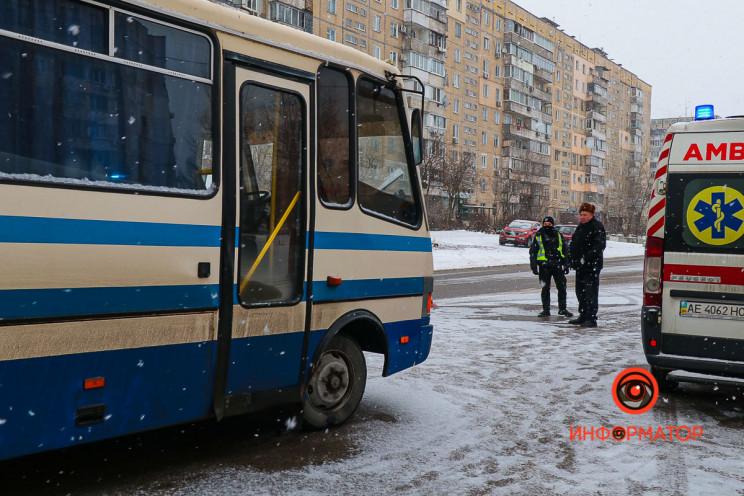 У Дніпрі дві жінки потрапили під автобус…