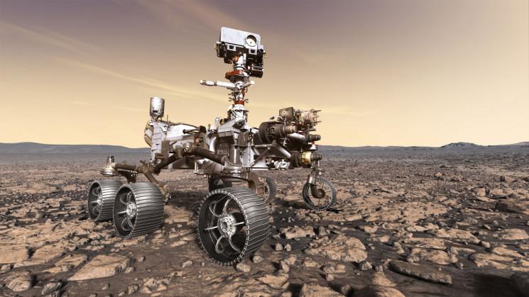 Марсохід NASA здійснив посадку на Червон…