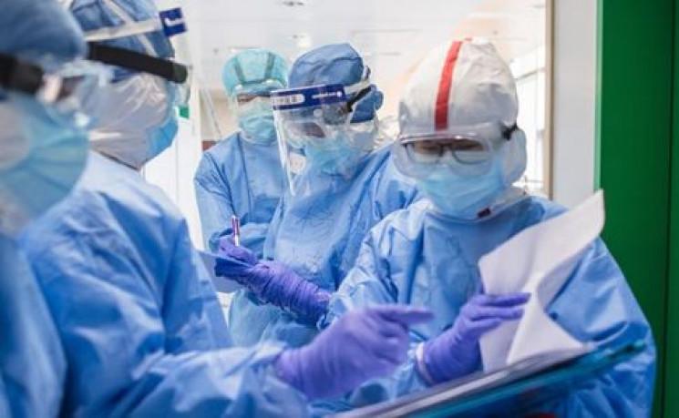 Навантаження на коронавірусні медзаклади…