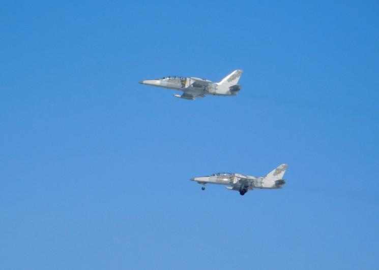 Старокостянтинівські військові авіатори…