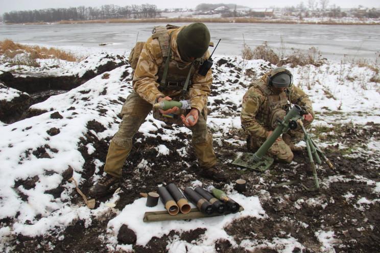Бойовики обстріляли свої позиції в район…
