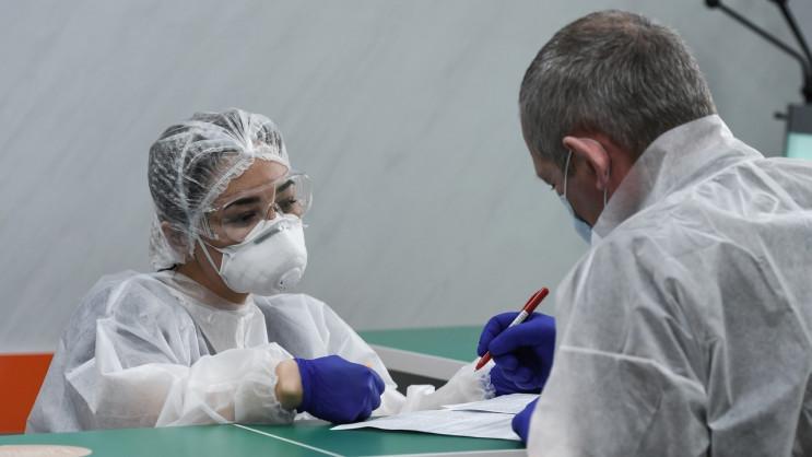 У Криму – понад сотня нових випадків COV…