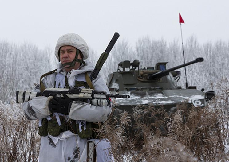 Росія проведе в окупованому Криму військ…