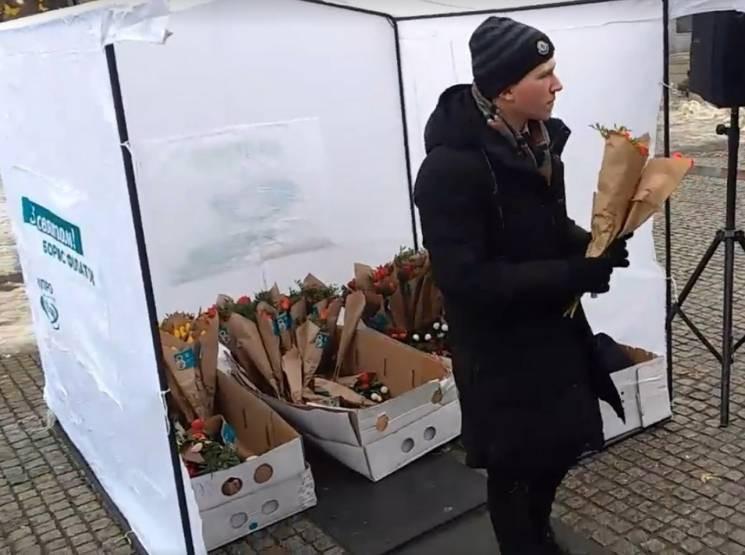 На вулицях Дніпра за бюджетні кошти жінк…