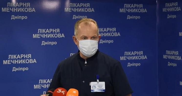 У лікарні Дніпра триває порятунок нещода…
