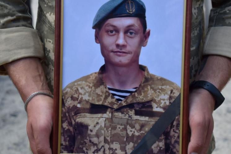 Посмертна нагорода: Військового з Хмельн…