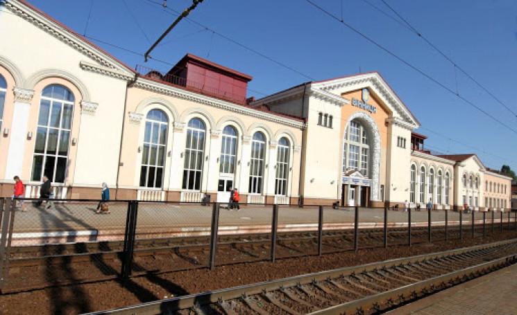 Станцію Вінниця модернізують під рух пої…
