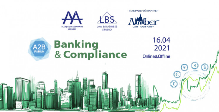 BANKING & COMPLIANCE 2021 A2B FORUM