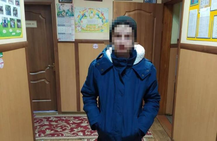 Підлітка, який втік із центру реабілітац…