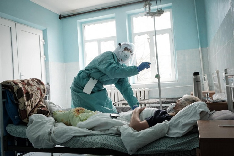 Навантаженість на коронавірусні медзакла…