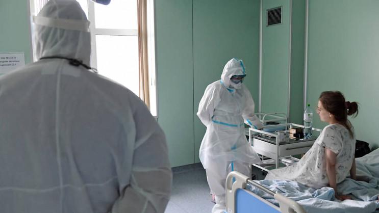 У Харкові вільні 55% ліжок для хворих на…