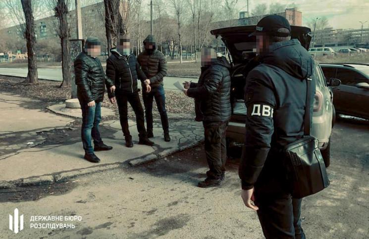 На Дніпропетровщині заступника поліцейсь…