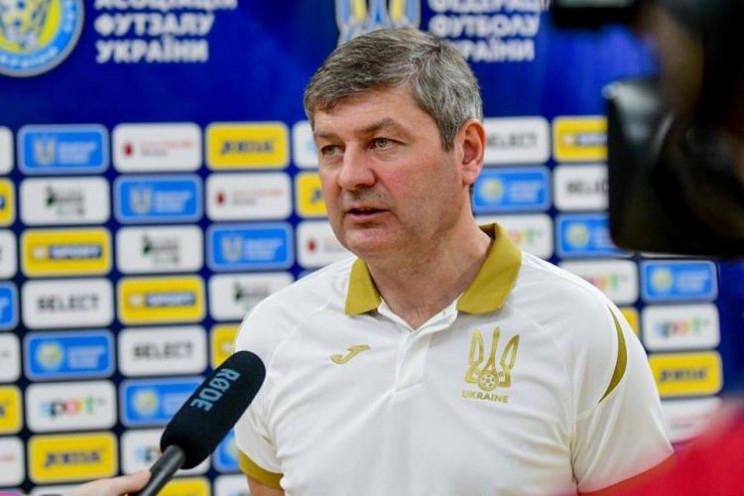 Тренер збірної України оголосив склад на…